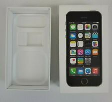 Apple iPhone 5s 16 GB Space Gray BOX ONLY no accessories