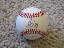 YOSHI HIRANO Autographed Official League Baseball-ARIZONA DIAMONDBACKS