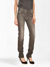 Diesel Mid-Rise Straight Leg Jeans for Women