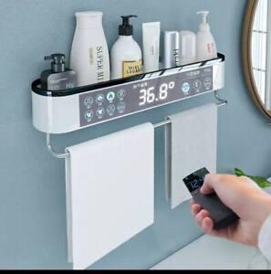 Mounted Bathroom Organizer Shelf.Shampoo and cosmetics Storage Rack