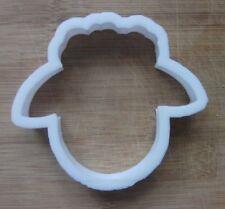 Mouton Agneau Head Shape Cookie Cutter Biscuit Pâtisserie Fondant Pochoir Silhouette