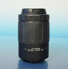 Tamron AF 80-210mm/4.5-5.6 lens objectif lente para Canon EOS - (43096)