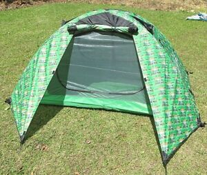 SIERRA NEVADA PALE ALE TENT NEVER USED 2 PERSON TENT 31 SQ.  FT. ROUGHLY