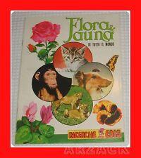 Album figurine EDIS 1982 FLORA e FAUNA vuoto