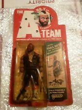 A-Team Galoob, Mr. T as B.A. Baracus,1983 Rare in package.