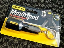 Stanley Tools Maxlife 369 LED Keyring Mini Tripod Torch Light 0-95-113