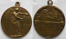 medaglia Milano a ricordo della vittoria della 1° guerra mondiale 1918