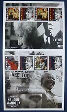 St. Kitts 2013 Nelson Mandela Politik Südafrika Nobelpreis Präsident MNH