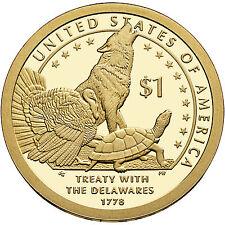2013 Sacagawea Native American Golden Dollar P&D Set
