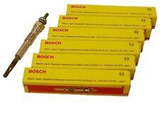 6 X BOSCH GLOW PLUG NISSAN PATROL GU Y61 KD-WYY61 1997-2001 RD28 DIESEL TURBO