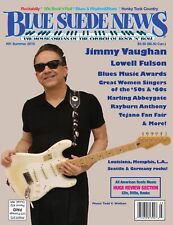 BLUE SUEDE 91  Jimmie Vaughan, Lowell Fulson, Karling!