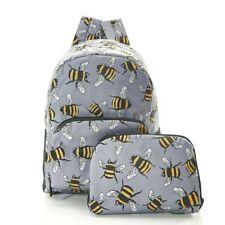 BNWT Eco Chic Bees Foldable Bum Bag Blue