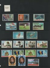 Lot BB8: Barbados selection of unmounted mint stamps