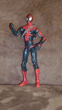 Spider-Man with Web Back Pack - Marvel Universe 4 Inch Tall Action Figure