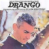 Drango, Elmer Bernstein, Audio CD, New, FREE & FAST Delivery