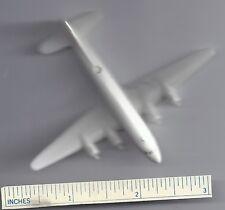 NOS 1946 Kix Cereal WW2 DOUGLAS C-54 SKYMASTER 1/432nd White Plastic Plane WWII