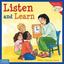 Listen and  Learn: Learning to Get along by Cheri J. Meiners (Paperback, 2003)