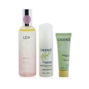 Caudalie The Beauty Essentials Set: Beauty Elixir 100ml+ Instant Foaming Mens