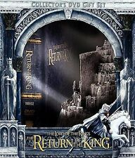 The Lord of the Rings:Return of the King (DVD, 2004, 4-Disc Set), Collectors ed