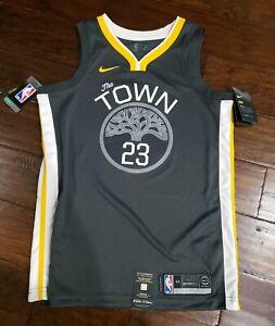 NIKE MENS NBA GOLDEN STATE WARRIORS DRAYMOND GREEN STATEMENT JERSEY Size...