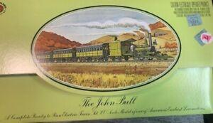 Bachmann The John Bull HO Scale Ready to Run Electric Train Set Bachman
