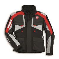 Ducati Dainese Goretex Strada C3 Waterproof Touring Jacket EU 52 UK 42 Red