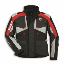 Ducati Dainese Goretex Strada C3 Waterproof Touring Jacket EU 54 UK 44 Red