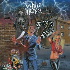 "WHITE HORNET - s/t 7"" (NEW*LIM.250 CLEAR VINYL*US SPEED METAL*RANGER*A.STEEL)"