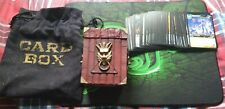 WORLD OF WARCRAFT TRADING CARDS PLUS DECK BOX