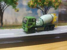 N Gauge 1/150 Tomytec Concrete mixer truck n scale 3