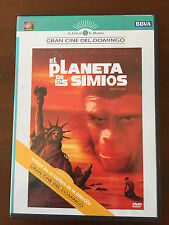 EL PLANETA DE LOS SIMIOS PLANET OF THE APES - 1 DVD - 108 MIN - 1968 - HESTON