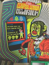 Claypool Lennon Delirium Palehorse poster limited edition ?/160