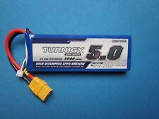 TURNIGY 5000mAh 2S 7.4V LIPO BATTERY XT90 1/10 TRAXXAS TRX DEANS T EC3/5 XT60 RC