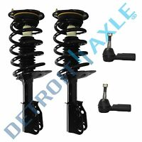 Front Strut & Coil Spring Outer Tierod Kit for Buick Park Avenue and Riviera