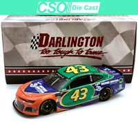 Bubba Wallace 2019 Victory Junction Darlington Throwback 1/24 Die Cast IN STOCK