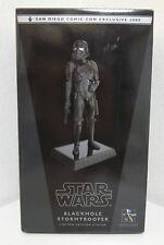 Star Wars BLACKHOLE STORMTROOPER Statue Gentle Giant SDCC Exclusice COMIC-CON