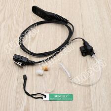FBI Headset Earpiece PTT MIC for MOTOROLA APX-4000 P25 APX-6000 P25 APX-7000