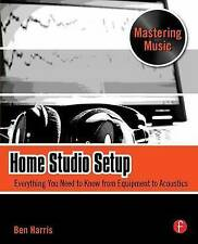 Home Studio Setup: Everything You Need to Know from Equipment to-ExLibrary