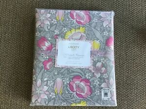 NWT Pottery Barn Kids Liberty London FOREST ROAD Twin Duvet Cover $149