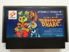 Nintendo Famicom BUCKY O'HARE FC NES Japan F/S