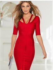 Beautiful Slimming-Bandage Venus Dress! Color Red! Perfect for Holidays! Sale!