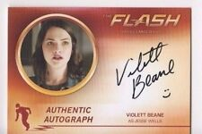 Cryptozoic Flash Season 2 autograph Violett Beane VB variant