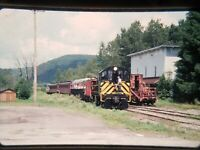 XU12 TRAIN SLIDE Railroad Short Line CACV S-7 3051 Milford NY 2003