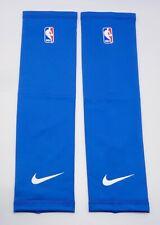Nike NBA Shooter Arm Sleeves Signal Blue/White Men's Women's L/XL