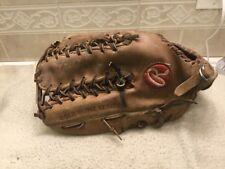 "Rawlings USA PRO-T 12.75"" Trap-Eze HOH Baseball Softball Glove Left Hand Throw"