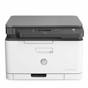 HP Color Laser MFP 178nwg Multifunktionsdrucker Farblaser WLAN Kopierer Scanner