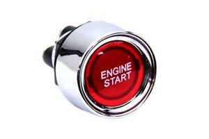 V-Twin 32-8115 Volt Tech Universal Push To Start Ignition Switch Button On/Off