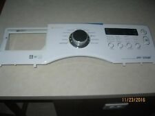 1427 Samsung VRT Washer control panel assembly # DC97-16057A
