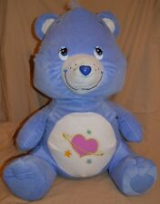 "26"" Daydream Care Bears Carebears Day Dream Jumbo Large Big Huge Toys Nanco 2010"