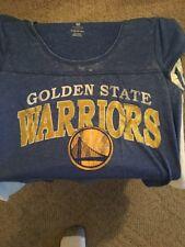 New Golden State Warriors Girl's XL T-shirt